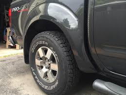 100 Mastercraft Truck Tires Courser HSX Vs AXT Nissan Frontier Forum