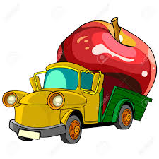 Clipart Apples Truck - Graphics - Illustrations - Free Download On ... Truck Parts Clipart Cartoon Pickup Food Delivery Truck Clipart Free Waste Clipartix Mail At Getdrawingscom Free For Personal Use With Pumpkin Banner Black And White Download Chevy Retro Illustration Stock Vector Art 28 Collection Of Driver High Quality Cliparts Black And White Panda Images Monster Clip 243 Trucks Pinterest 15 Trailer Shipping On Mbtskoudsalg