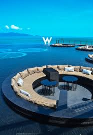 100 W Hotel Koh Samui Thailand Retreat Photo Of The Day Awesome Views