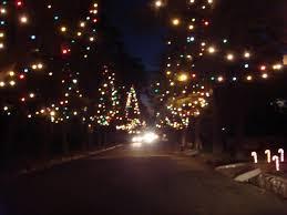 Christmas Tree Lane Altadena Location by Noirish Los Angeles Page 1053 Skyscraperpage Forum