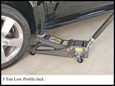 3 Ton Aluminum Floor Jack by Low Profile Jack Ebay