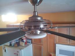 how can i replace the bulb in this ceiling fan home improvement