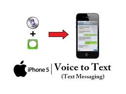 iPhone 5 How to use Voice Text Messaging Siri Voice to Text