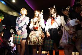 Crossdressed For Halloween by Our Reporter Heads To An All Male Crossplay Event And The Results