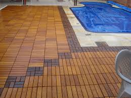 end garden outdoor ipe decking tiles for hotel or swimming