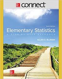 Connect Hosted By ALEKS Access Card 52 Week For Elementary Statistics A Step Approach 10th Edition