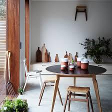 Mid Century Dining Room With Bespoke Storage