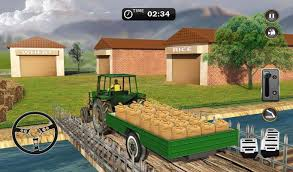 100 Area Truck Driving School Farm 2018 USA Farming Games For Android APK