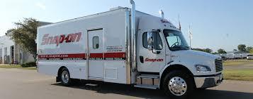 Ryan Badger's 22' Freightliner M2 Custom Tool Truck - LDV