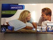 Aerobed Queen Rollaway With Headboard by Aerobed Queen Inflatable Mattresses Airbeds Ebay