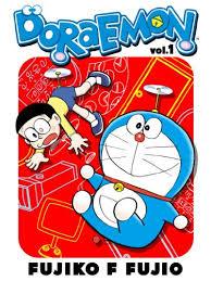 Doraemon Vol1 By FUJIO FUJIKO F