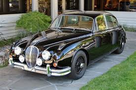 1960 Jaguar MK 2 Sedan Classic Cars Pinterest