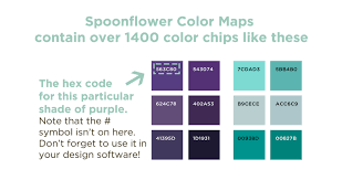 Here At Spoonflower We Print In SRGB And Identify Colors Using Hex Codes If Your Heart Is Set On A Particular Color Like Pantone For Example