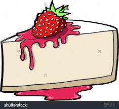 Cheese Cake Vector Illustration Stock Vector