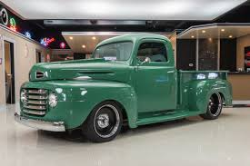100 Ford F1 Truck 1948 Classic Cars For Sale Michigan Muscle Old Cars