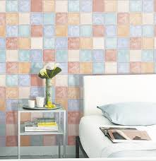 peel stick tile pattern francis i contact paper