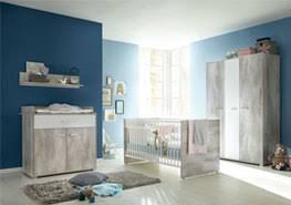 chambre bébé9 petit mobilier pour chambre bébé fauteuils coffres à jouet porte