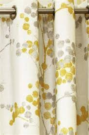 Kohls Curtains And Drapes by Grey And Yellow Curtains U2013 Rabbitgirl Me