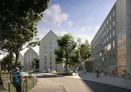 100 Apartments In Gothenburg Sweden Skanska Signs For Apartments