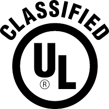 Underwriters Laboratory ULR Classified