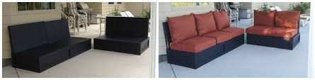 DIY Patio Furniture Sofa AND Love Seat Using Pallets And Just