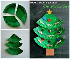 Ornament Crafts Toddlers Tree For Age 2 3 Ye Craft Ideas Best Toddler On Pertaining Santa More Easy Ornaments Simple