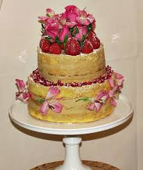 Naked Cakes For Rustic Wedding Themes Auckland