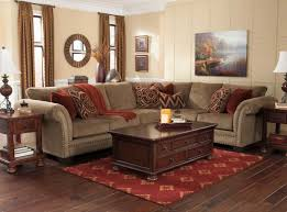 Brown Couch Living Room Ideas by Luxury Living Room With Sectional With Brown Sofa Home Interior