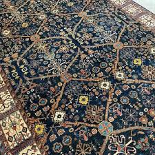 beige 8 x 11 persische bereich teppich bachtiar etsy