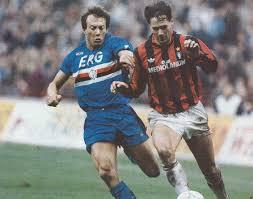 100 Mannini FileSerie A 199091 Milan Vs Sampdoria Moreno E