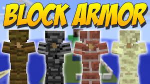 Minecraft Automatic Pumpkin Farm 1710 block armor armaduras hechas con bloques de distintos tipos