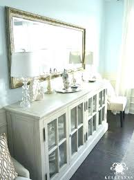 Dining Room Credenza Brilliant Buffet Luxury Best Ideas Images On With