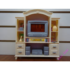 miniature furniture my fancy life living room set for barbie doll