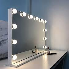 tischspiegel dayu make up schminkspiegel mit 12