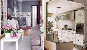 komfortable wohnküche in kleiner wohnung kleine küche im
