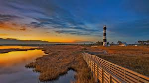 Crab Pot Christmas Trees Obx by Bodie Island Lighthouse On North Carolina U0027s Outer Banks Anthony