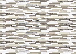brown beige mosaic travertine kitchen backsplash tile backsplash