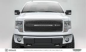 100 Truck Grilles Fits 0912 F150 TRex Z315681 ZROADZ Series LED Light