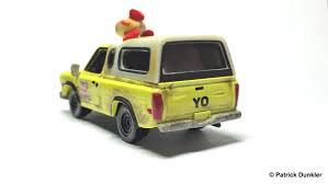 100 The Pizza Planet Truck Todd Model S HobbyDB
