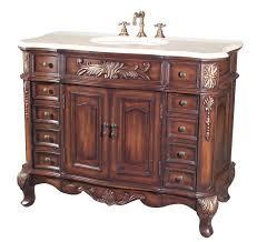 antique bathroom vanity for magnificent vanities sale cabinets uk