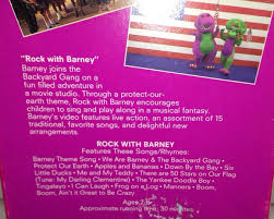 Marvelous Barney And The Backyard Gang Rock With Barney Part - 10 ... Barney The Backyard Gang Custom Intro Youtube And The Introwaiting For Santa In Concert Original Version Three Wishes Everyone Is Special Jason Theme Song Gopacom Whatsoever Critic Video Review Marvelous And Rock With Part 10 Auditioning Promo Big Show Songs Download Free Mp3 Downloads