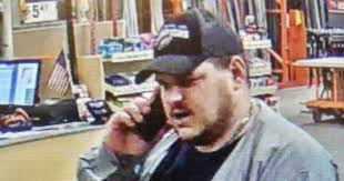 State police seeking man stealing from Home Depot