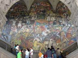 Diego Rivera Rockefeller Mural Analysis by Diego Rivera Global Guru Radio