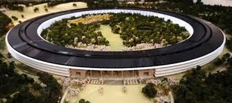 apple siege social à la découverte du futur siège social d apple imaginé par steve