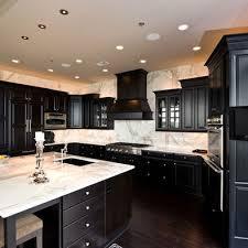 Kitchen Backsplash Ideas For Dark Cabinets by Best 25 Dark Kitchen Countertops Ideas On Pinterest Dark