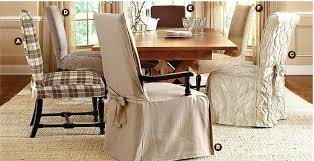 Dining Room Chair Covers With Arms Cheap Set Of
