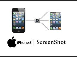 iPhone 5 How to take a Screenshot Save a Screen Shot Apple