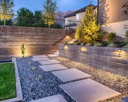 Modern Outdoor Pathway Lighting