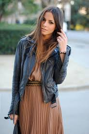 52 ways to wear a leather jackets 2017 become chic