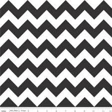zig zag chevrons for a geometric feel fabric yard uk